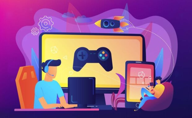 Интернет-эквайринг для онлайн-игр